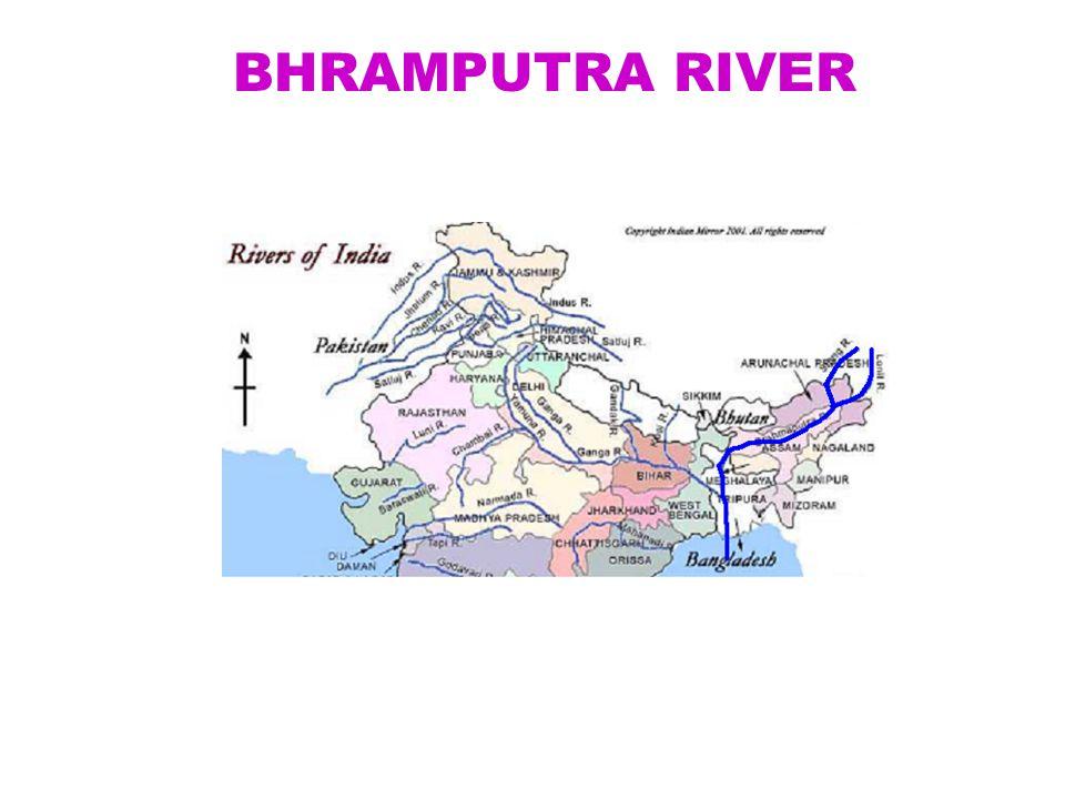 BHRAMPUTRA RIVER