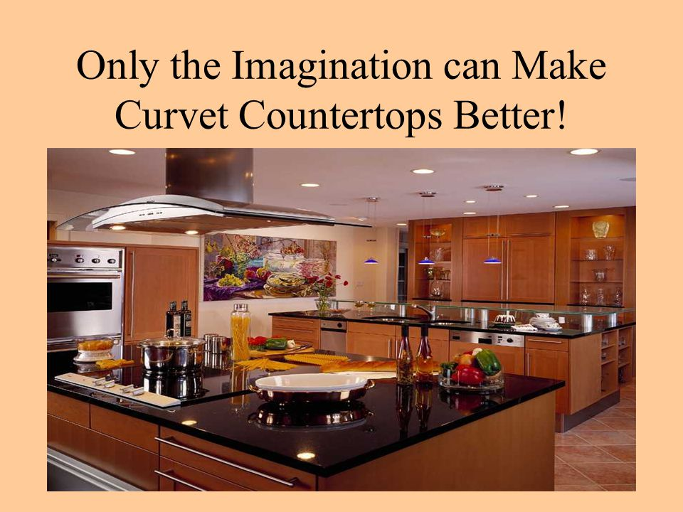 Curvet USA is a Complete Source for Custom Countertops.
