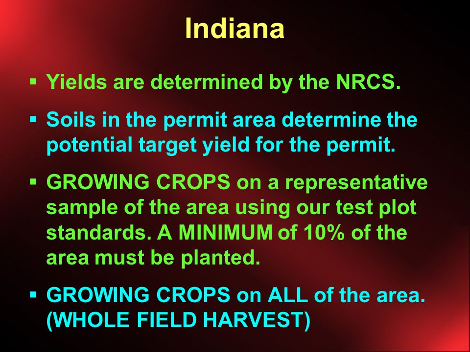 Illinois AGRICULTURAL LAND PRODUCTIVITY FORMULA (ALPF) Coop.