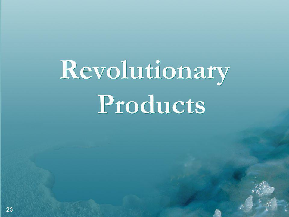 23 Revolutionary Products