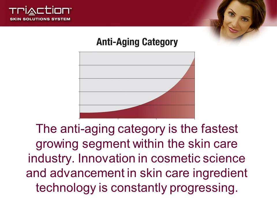 Synergy is committed to bring to market revolutionary skin care products that incorporate the most advanced technologies and active ingredient complexes.