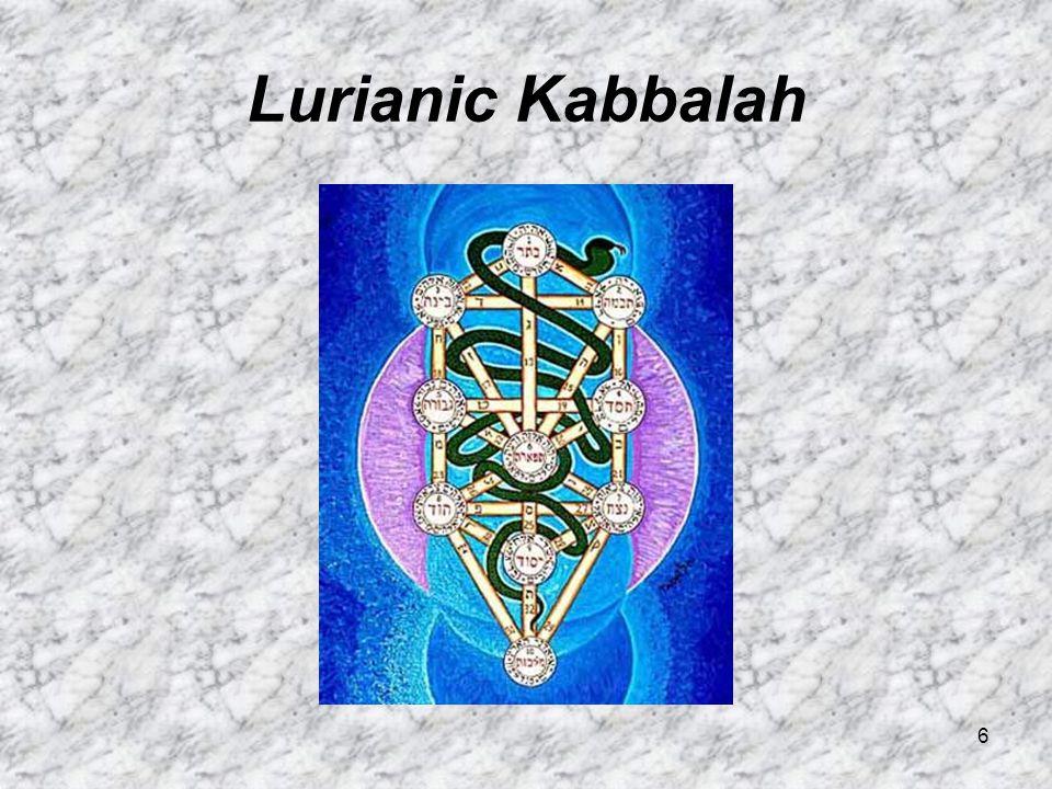 6 Lurianic Kabbalah