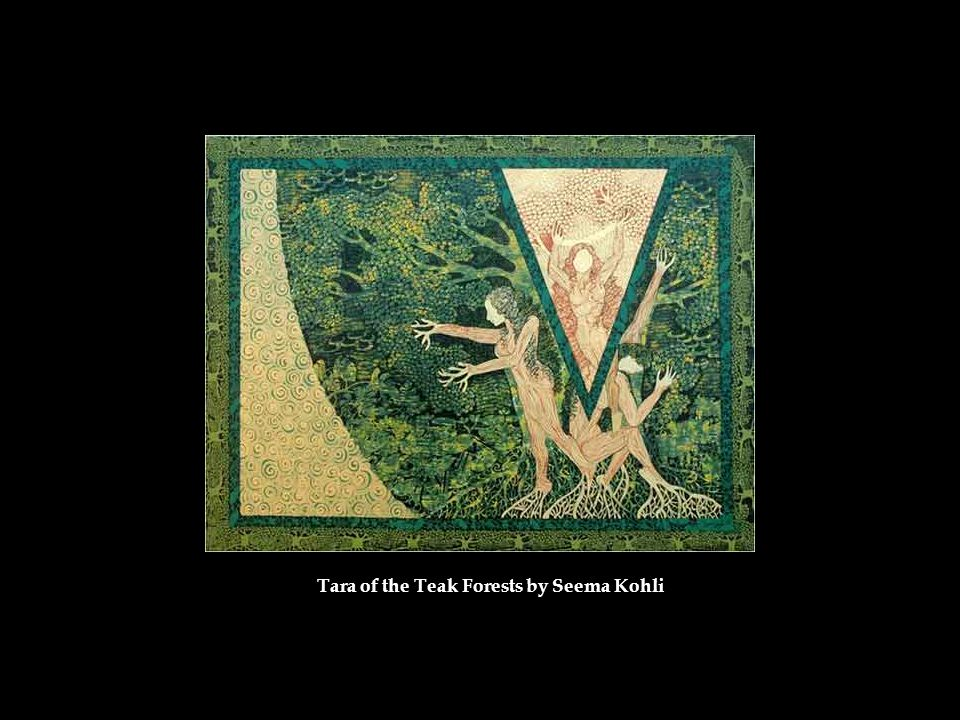 Tara of the Teak Forests by Seema Kohli