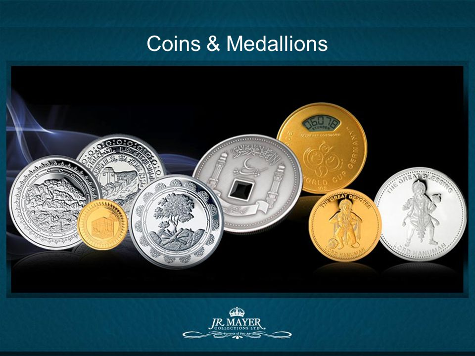 Coins & Medallions