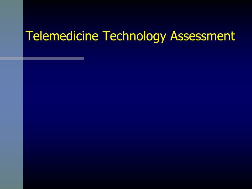 Beyond Telemedicine 25 Smaller-Scale Systems Backplane User Interface Comms Medical Devices Ophthalmoscope/Otoscope Thermometer Backplane User Interface Medical Devices Personal Status Monitor