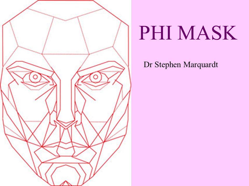 PHI MASK Dr Stephen Marquardt