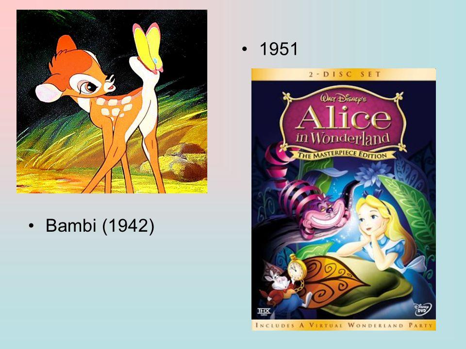 Bambi (1942) 1951