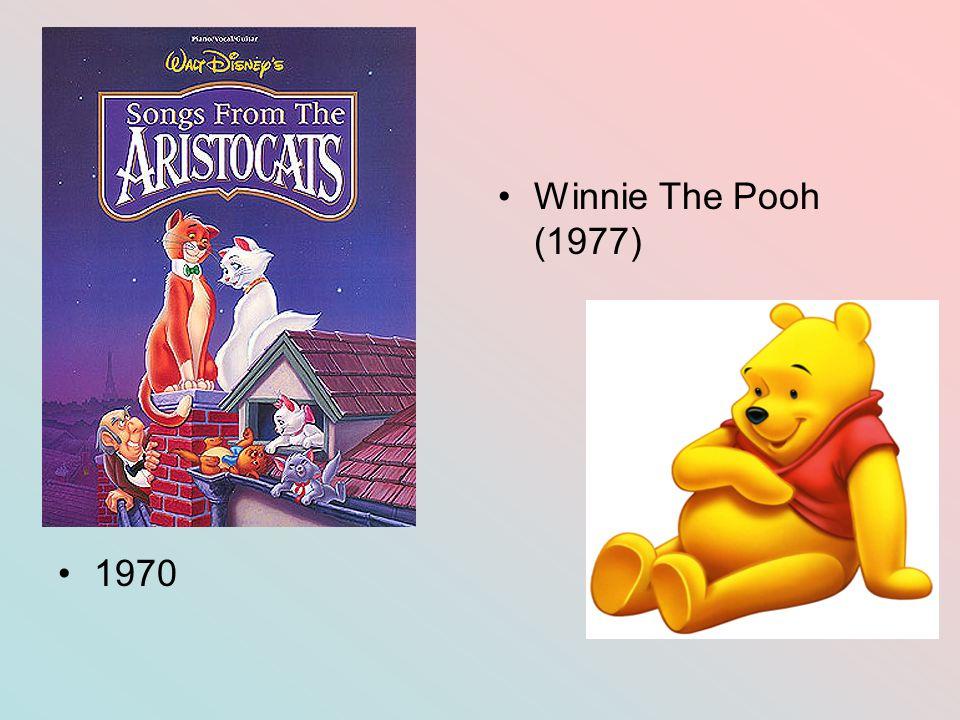 1970 Winnie The Pooh (1977)