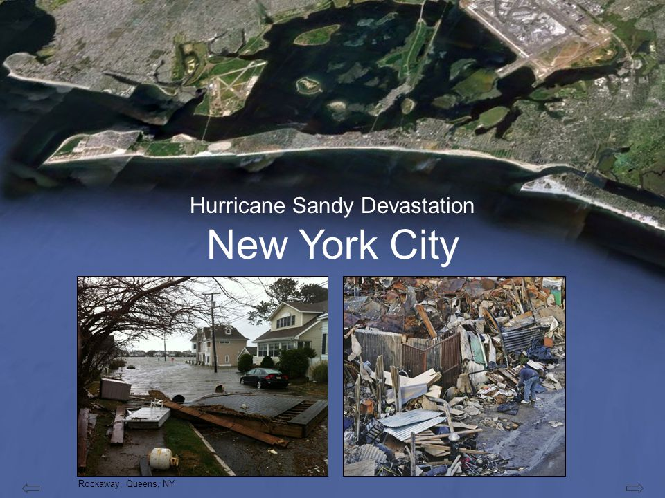 Hurricane Sandy Devastation New York City Rockaway, Queens, NY - Catholic News Agency