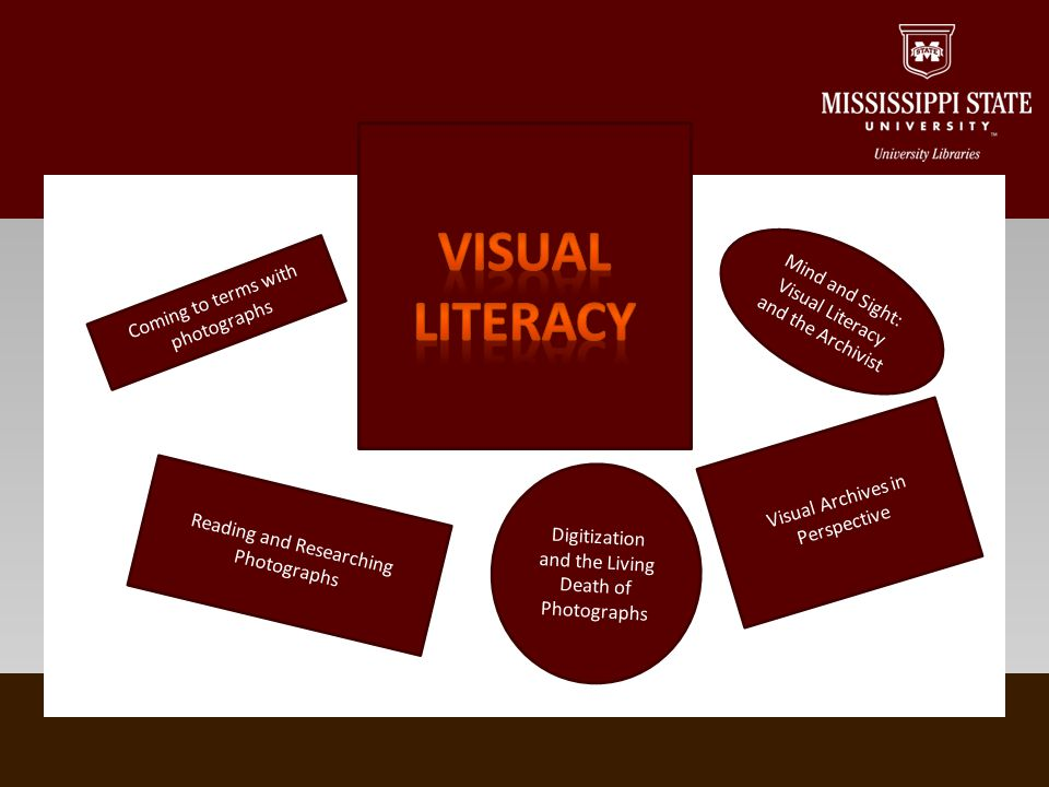 Visual literacy: a definition Visual literacy is a set of abilities that enables an individual to effectively find, interpret, evaluate, use, and create images and visual media.