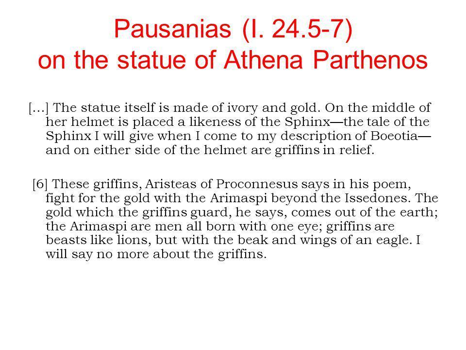 Pausanias (I.