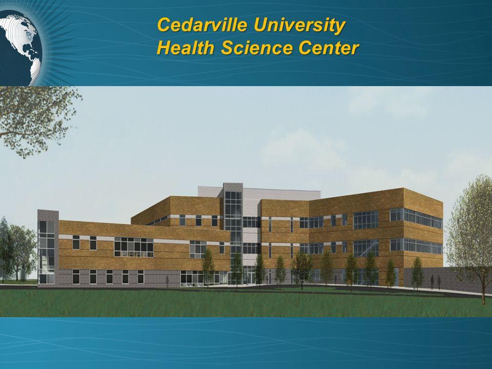 Cedarville University Health Science Center
