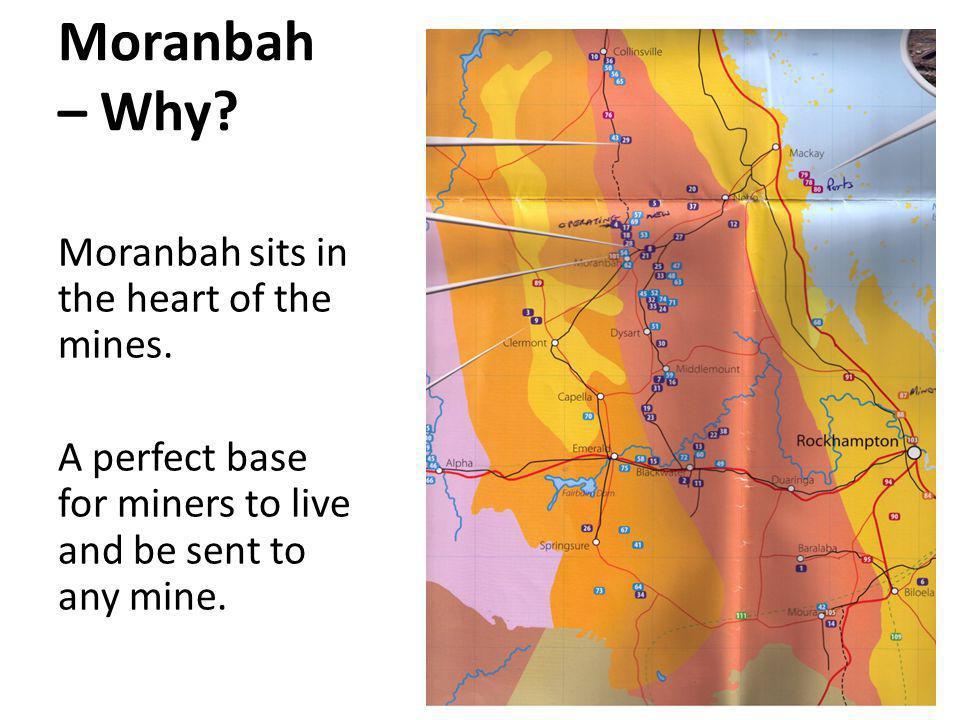 Moranbah – Why.