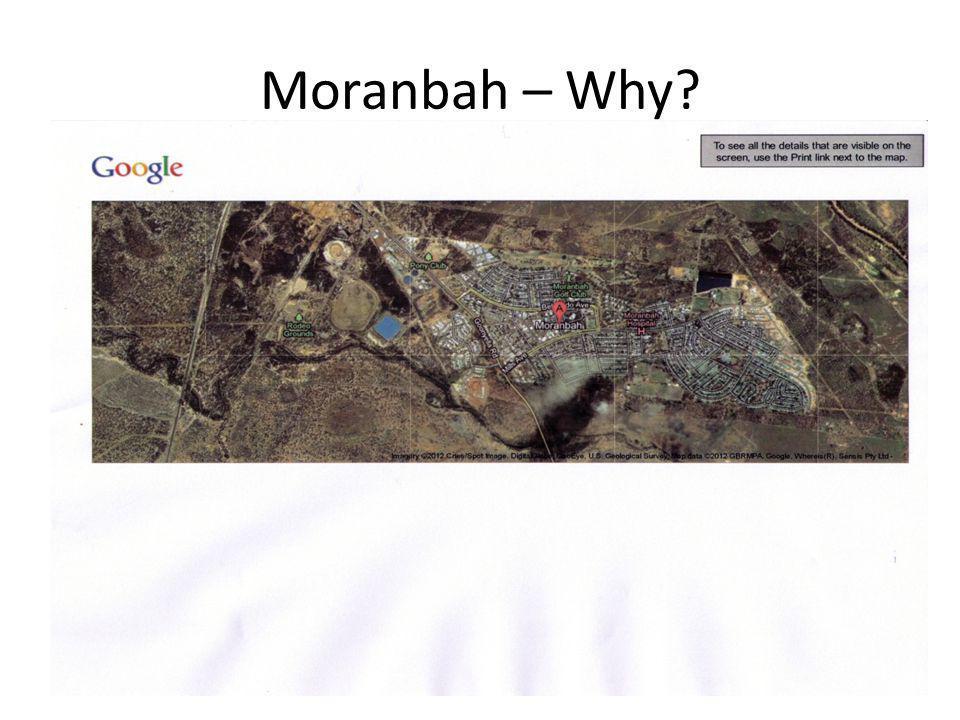 Moranbah – Why?