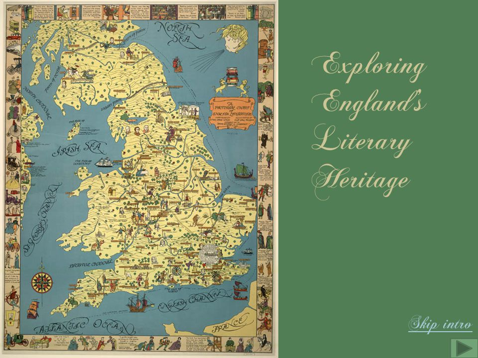 England has a longstanding literary tradition, beginning in the early Middle Ages (with works such as Beowulf and Caedmons Hymn) and spanning the subsequent centuries.