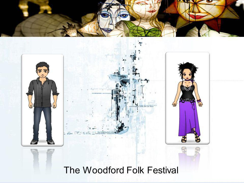The Woodford Folk Festival From a personal viewpoint, how close do you believe Woodfords commercial concept of hospitality is similar to the social concept that occurs when hosting for friends at home