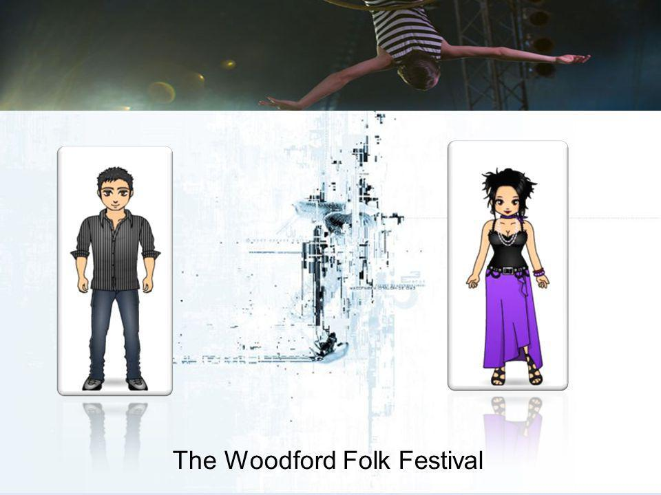 The Woodford Folk Festival Do you consider it a prerequisite of your position to have a natural motivation to want to be hospitable?