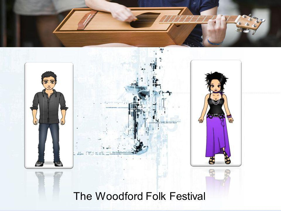 The Woodford Folk Festival What infrastructure have you been required to undertake since the inception of the festival