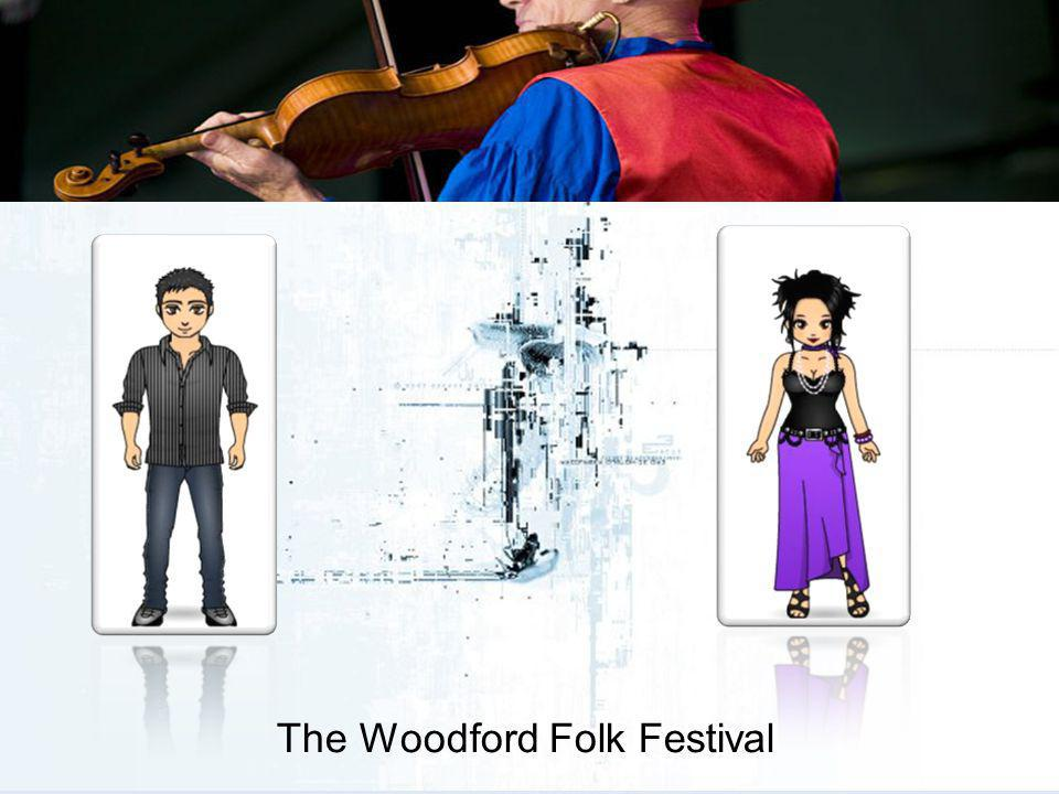 The Woodford Folk Festival It s been huge, a dam, vehicular and pedestrian roads, bridges, sewage, drainage, earthworks, amenities, etc.