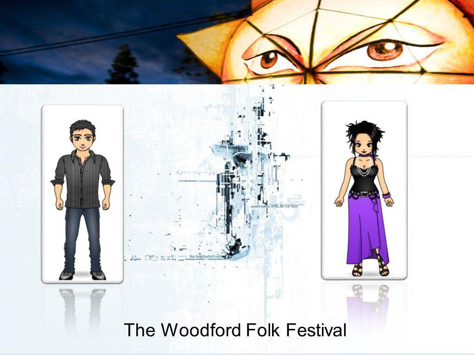 The Woodford Folk Festival Of course – were basically operating a city for the set-up, event and bump-out, and so were bound to experience some of the