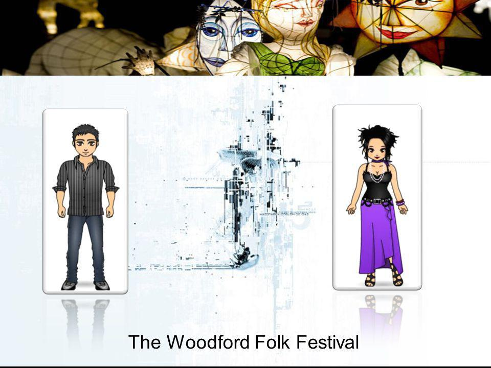 The Woodford Folk Festival Are you impacted by competition?