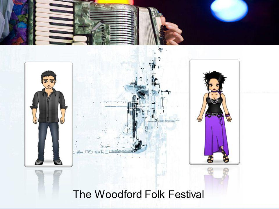 The Woodford Folk Festival Do you utilise people from the local community.