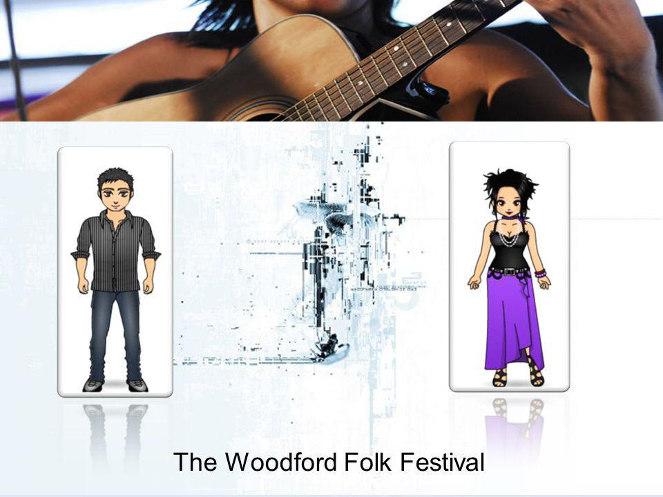 The Woodford Folk Festival Yes.