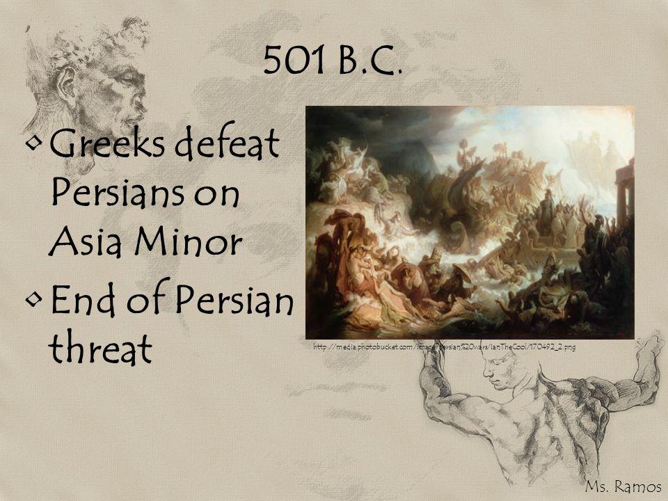 501 B.C.