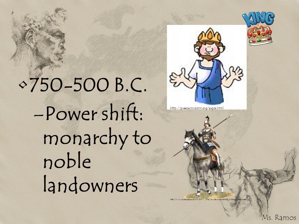 750-500 B.C.