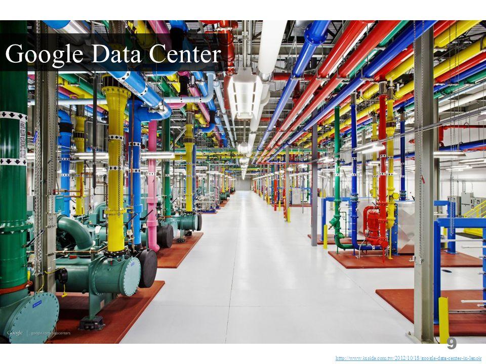 Google Data Center 9
