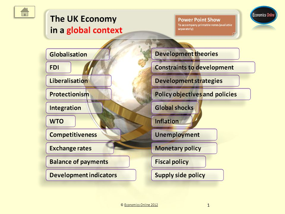 © Economics Online 2012Economics Online 20121