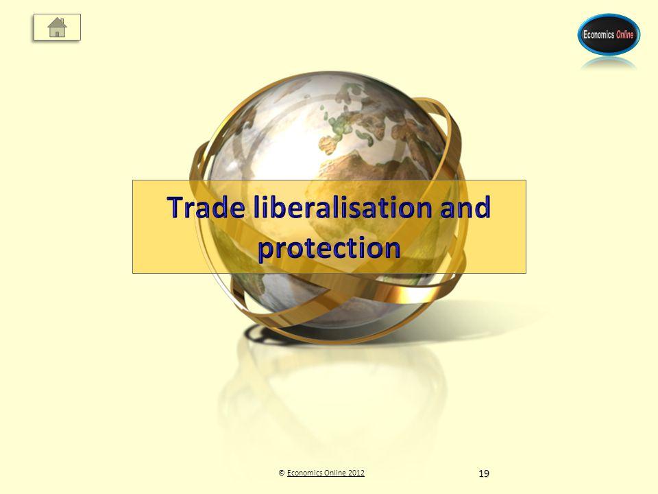 © Economics Online 2012Economics Online 201219