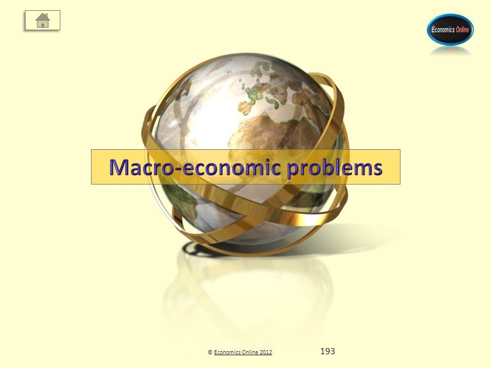 © Economics Online 2012Economics Online 2012 193