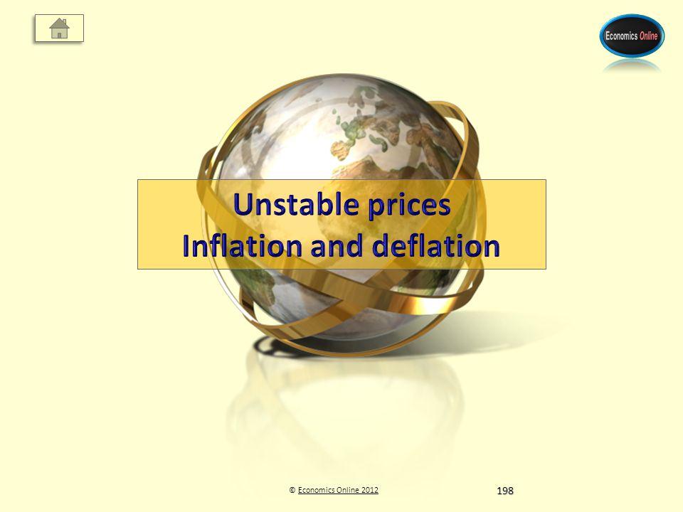 © Economics Online 2012Economics Online 2012198