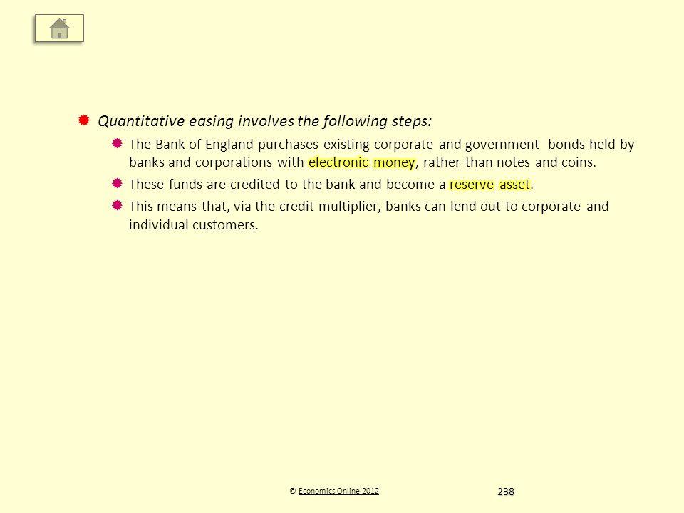 © Economics Online 2012Economics Online 2012 238