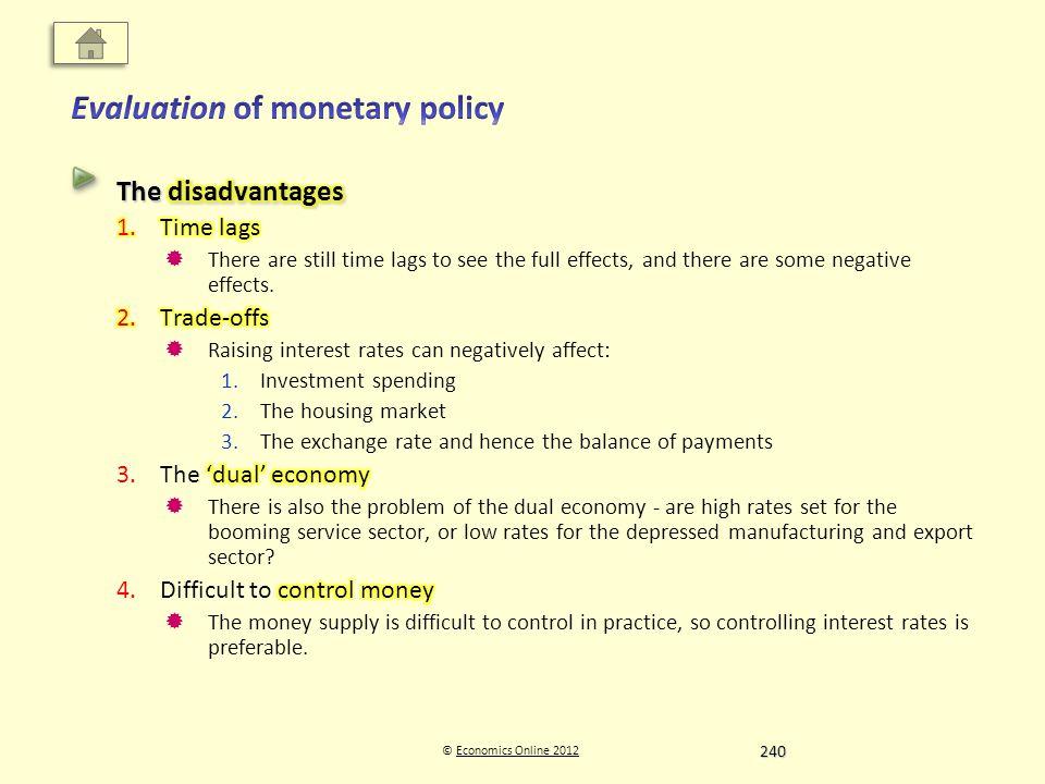 © Economics Online 2012Economics Online 2012 240