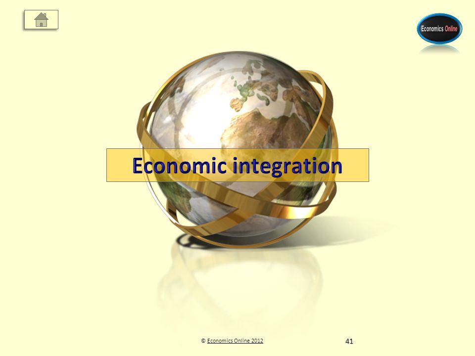 © Economics Online 2012Economics Online 201241