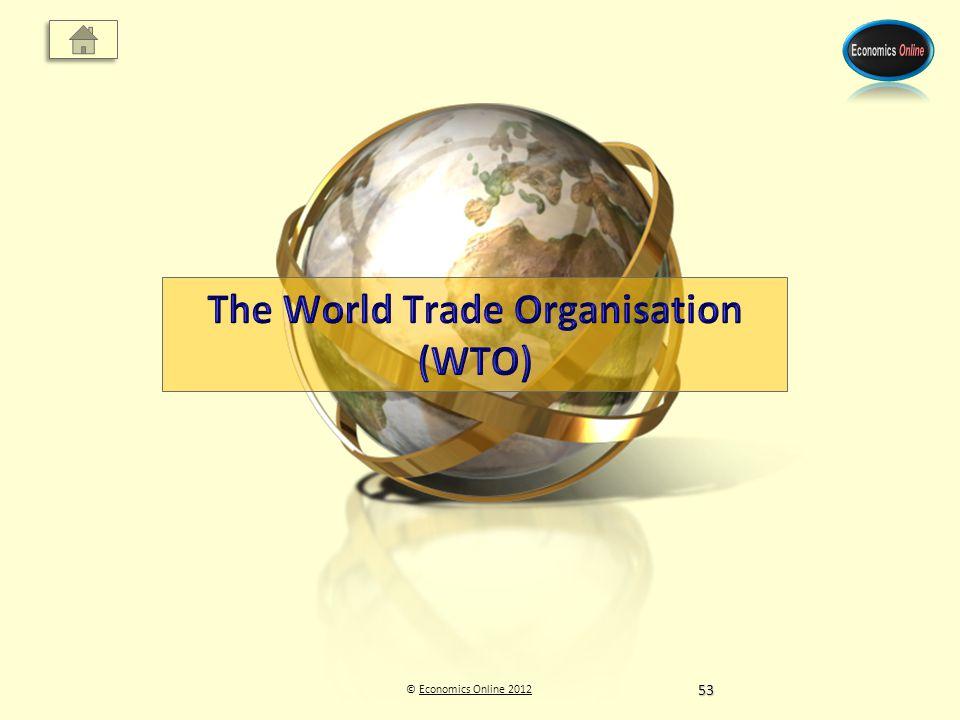© Economics Online 2012Economics Online 201253
