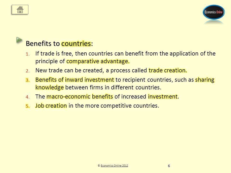 © Economics Online 2012Economics Online 2012 6