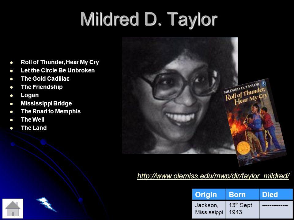 Mildred D.