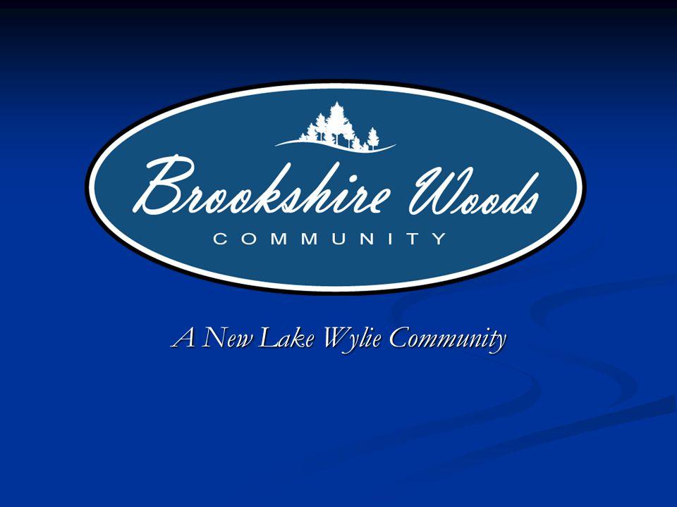 A New Lake Wylie Community