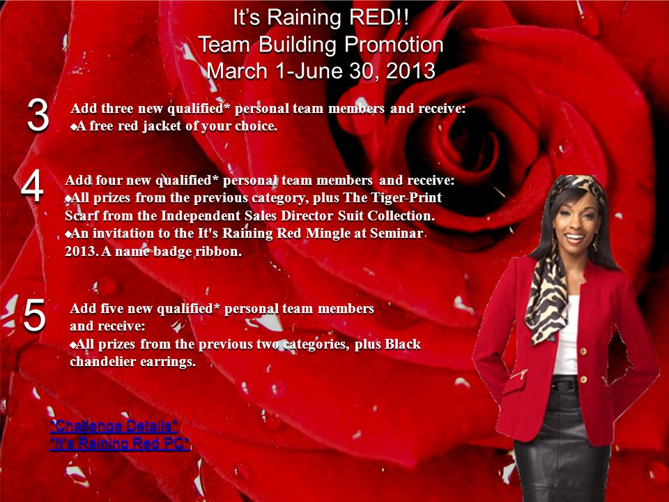 Its Raining RED!.