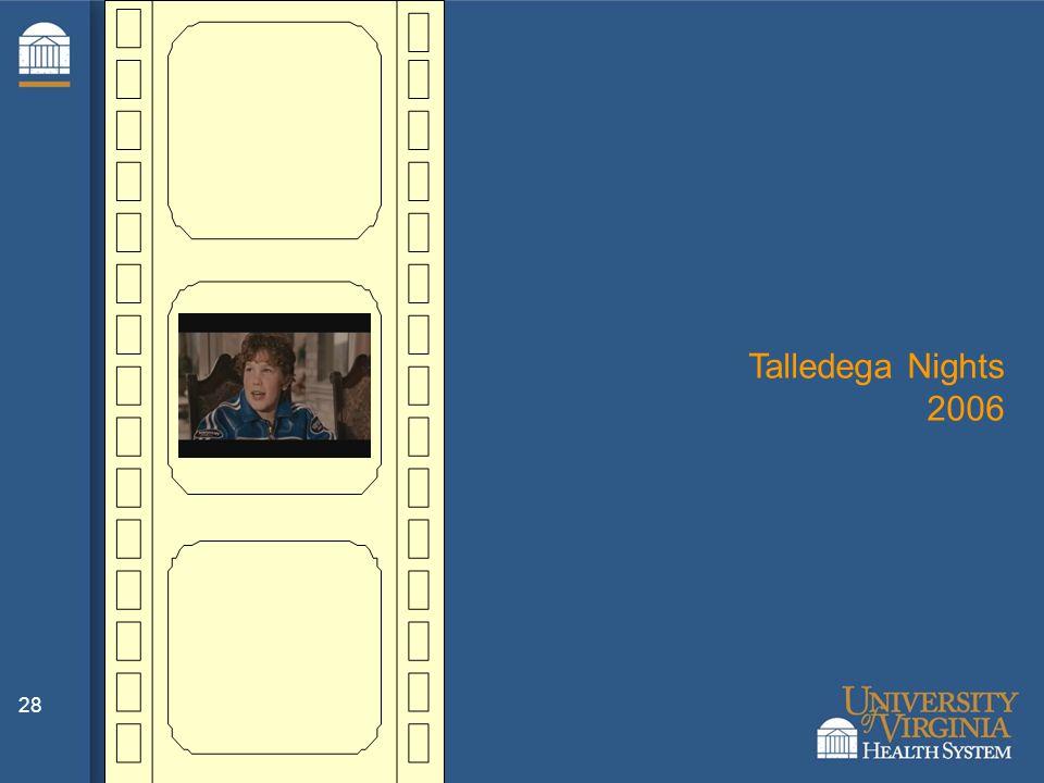 28 Talledega Nights 2006