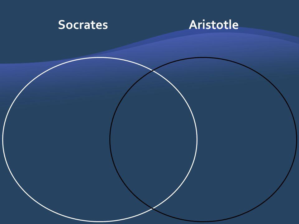 SocratesAristotle