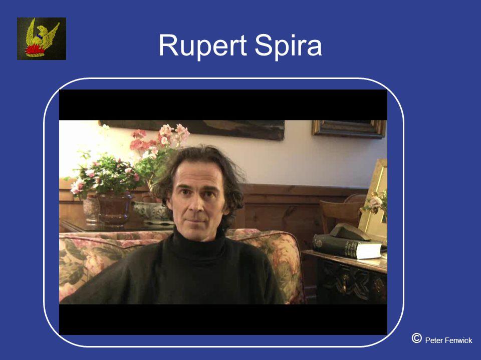 Rupert Spira © Peter Fenwick