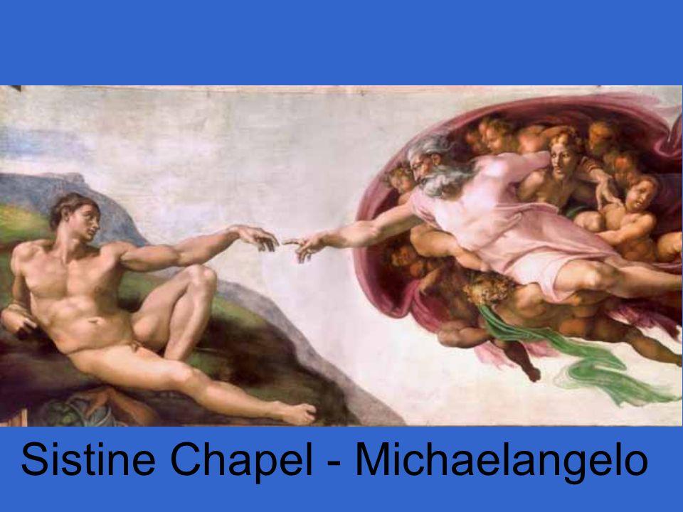 Sistine Chapel - Michaelangelo