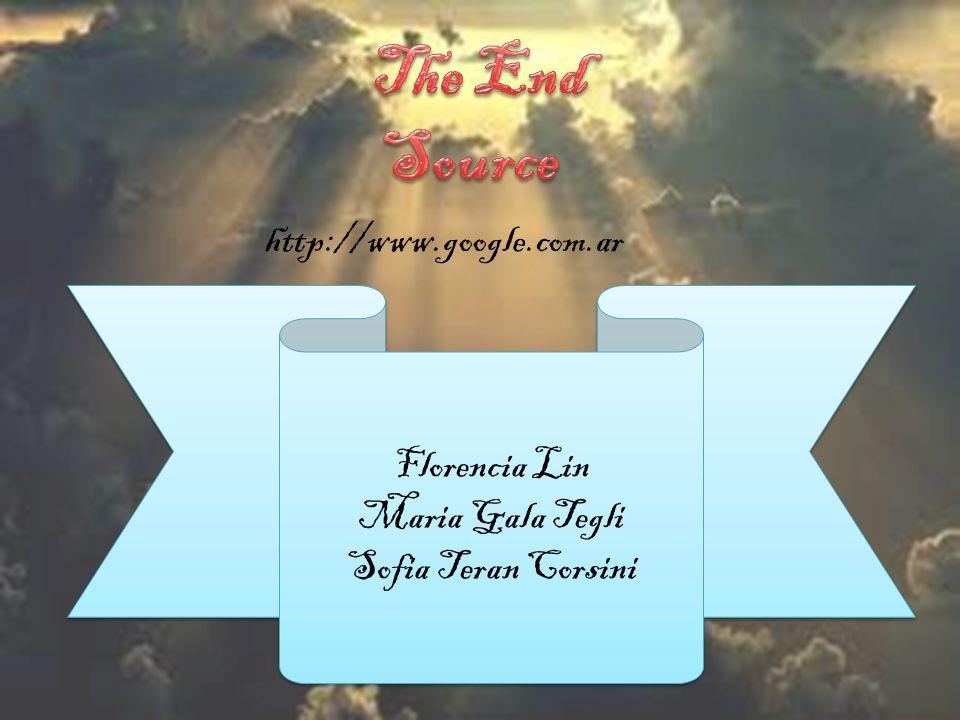 http://www.google.com.ar Florencia Lin Maria Gala Tegli Sofia Teran Corsini Florencia Lin Maria Gala Tegli Sofia Teran Corsini