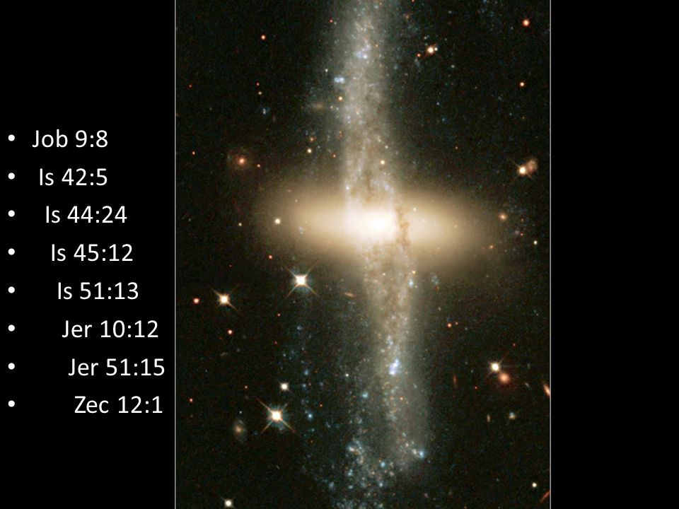 Example #5 Light From Distant Stars (Is the Bible True) You are gazing up at the heavens and someone mentions millions of years, ask, Thats an interesting comment.