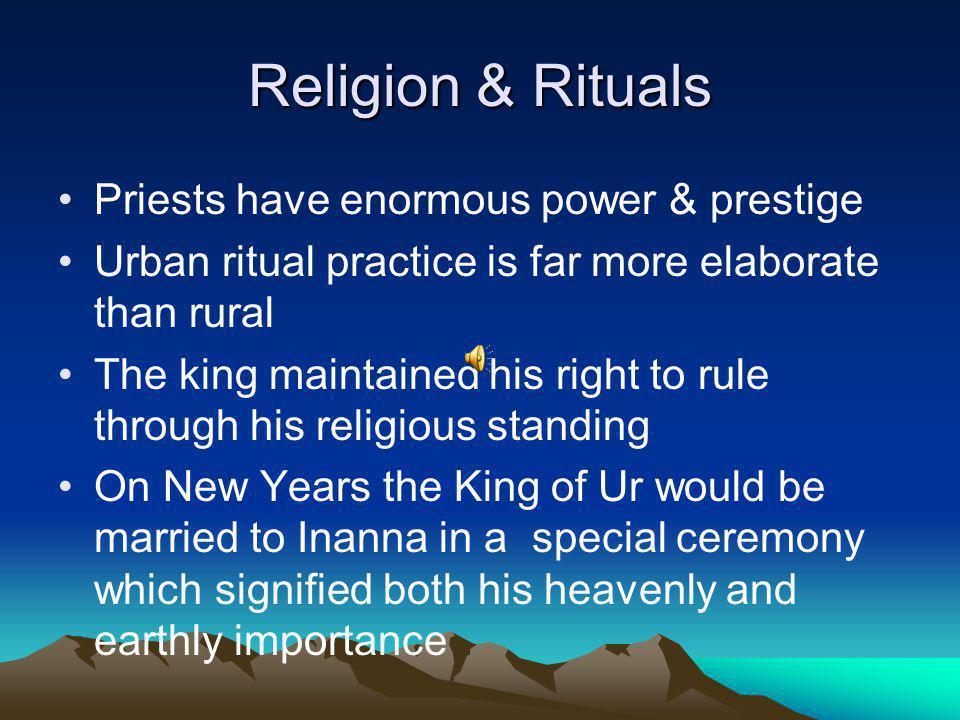 Centralized Religion Centralized Religion