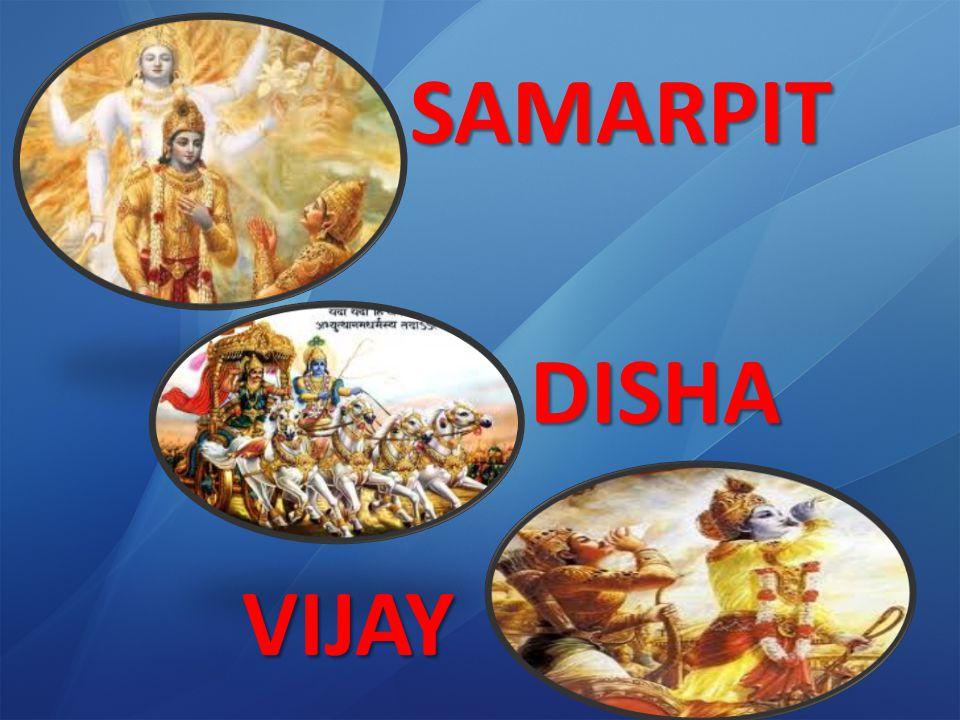 SAMARPIT DISHA VIJAY